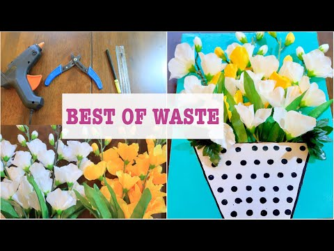 diy-|-3d-wall-art-|-easy-&-affordable-wall-art-|-best-out-of-waste