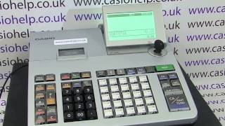 How to operate the cash register - instructions