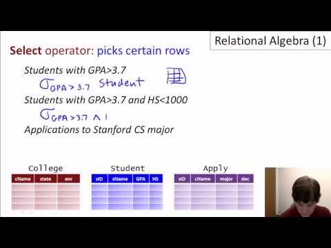 05 01 relational algebra 1 part1