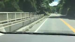 長野県下條村道の駅「信濃路下條」から愛知県新城市道の駅「もっくる新城」をドライブ