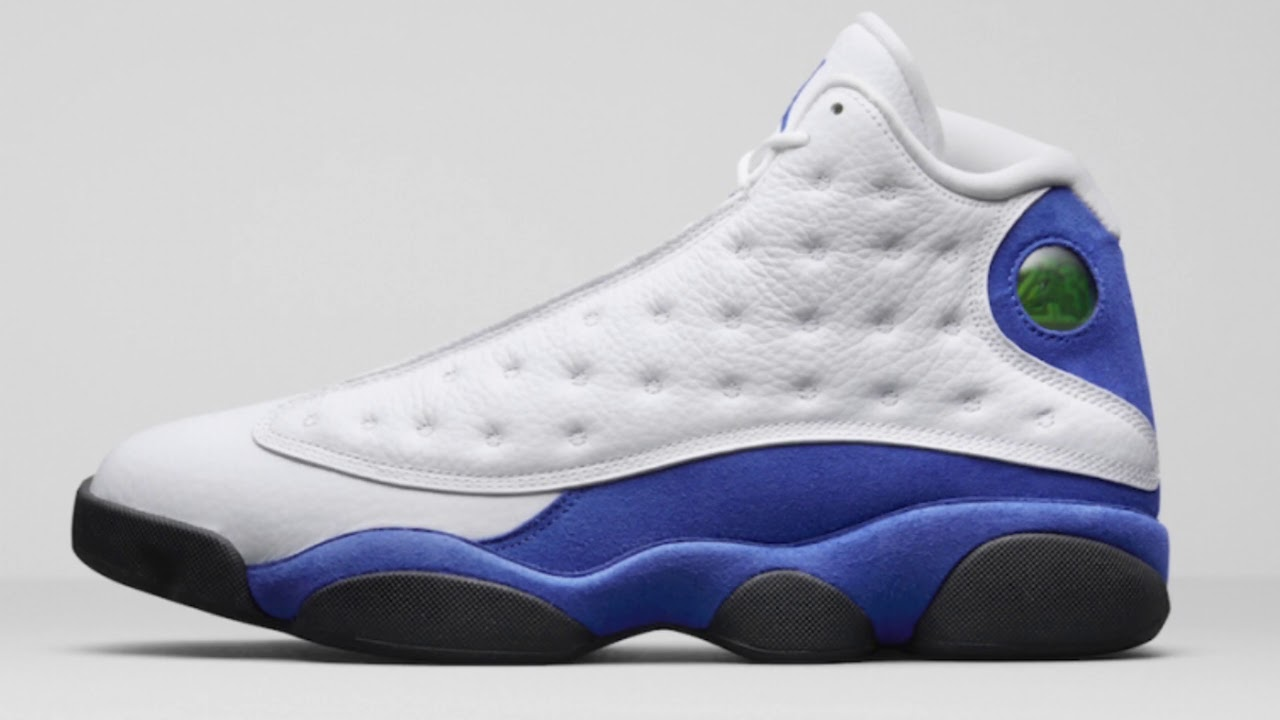 "NEW 2018 AIR JORDAN 13 ""HYPER ROYAL"" *SNEAKER TALK*"