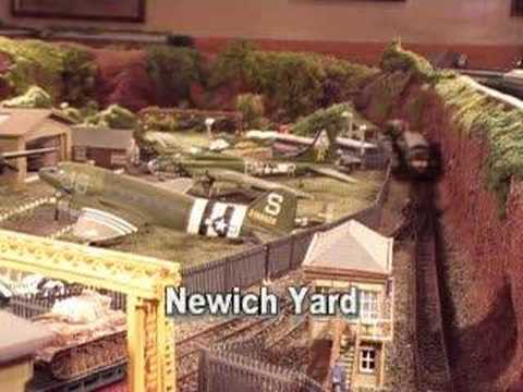 N Gauge Newich Museum Model Railway