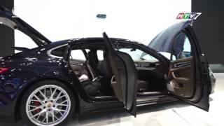 trong thế giới xe   porsche trnh lng panamera turbo 2017 tại vims 2016