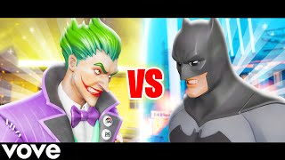 Guizmow - JOKER clash BATMAN (Clip Fortnite Officiel)