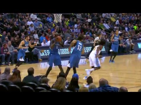 Kevin Garnett Sets Record for Career Defensive Rebounds