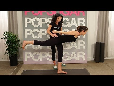 How to Master the Warrior 3 Pose With Mandy Ingber