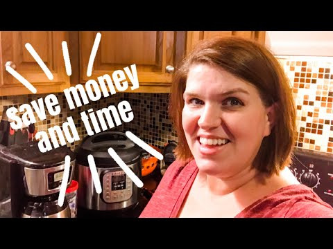 5 Instant Pot Hacks | Frugal kitchen tips with Free to Family