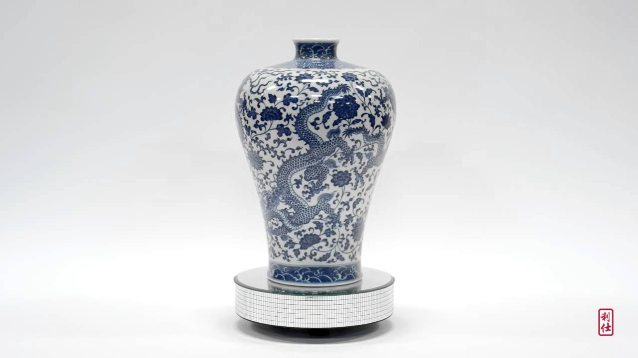An extremely rare blue and white dragon and lotus vase qing an extremely rare blue and white dragon and lotus vase qing dynasty reviewsmspy