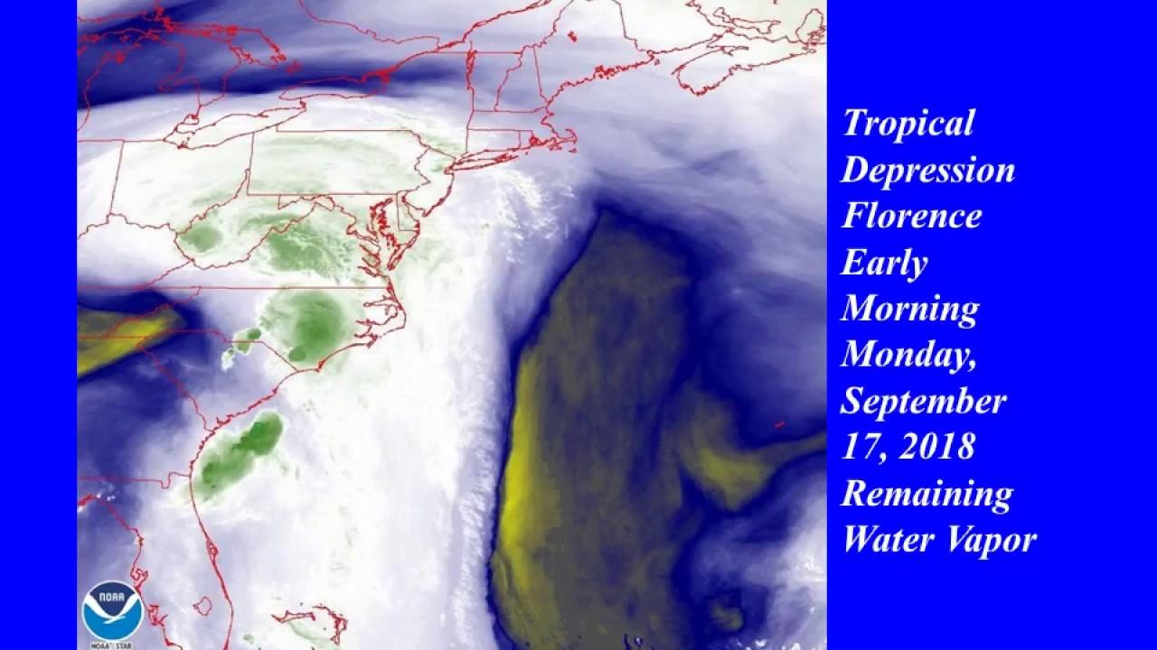 Hurricane Florence Rockingham Nc Pee Dee River Watershed Breaks