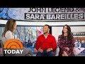 John Legend And Sara Bareilles Talk 'Jesus Christ Superstar Live In Concert'   TODAY