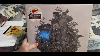 Army of Darkness Soundtrack on Vinyl Record (Unboxing) Mondo