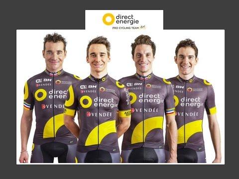 Tour de France 2016 - Direct Energie - Etapes 4-5-6 [FR]