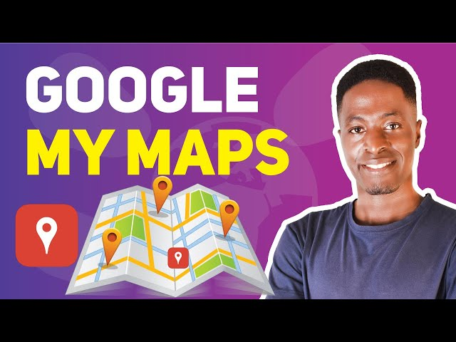 GOOGLE MY MAPS TUTORIAL: How to Create Custom Maps in 2020 (Share with Friends or Use on Websites)