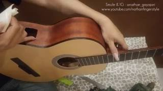 Repeat youtube video Gitar Akustik Menjadi Akustik Elektrik | Cara Memasang Preamp | Equalizer | Piezo | Nathan
