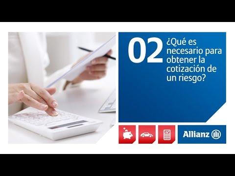 Allianz Auto | ¿Cómo cotizar tu póliza de Coche?