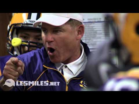Les Miles Play for Victory [2012]