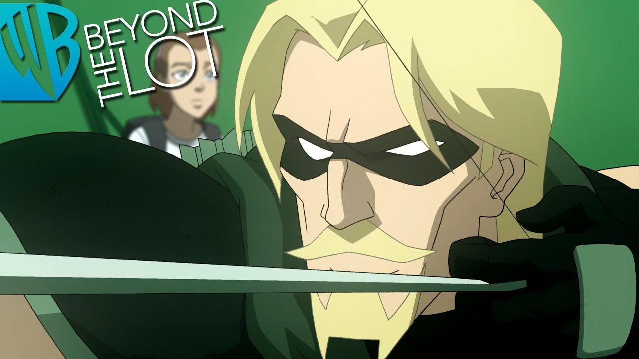 Mũi Tên Xanh – DC Showcase- Green Arrow