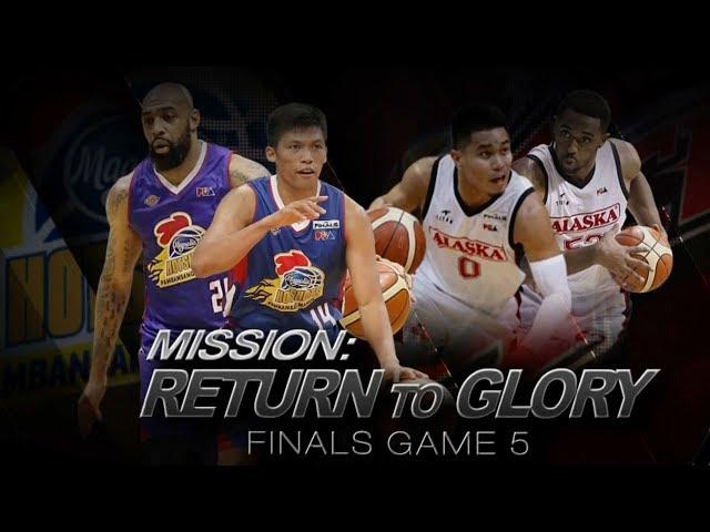 Highlights: G5: Magnolia vs. Alaska   PBA Governors' Cup 2018 Finals
