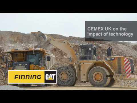 CEMEX UK On The Impact Of Equipment Technology At Its Dove Holes Quarry