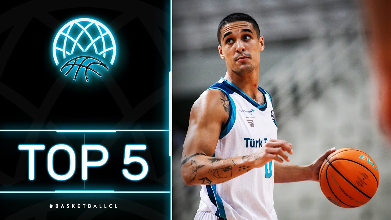 Top 5 Plays | Round of 16 - Gameday 2