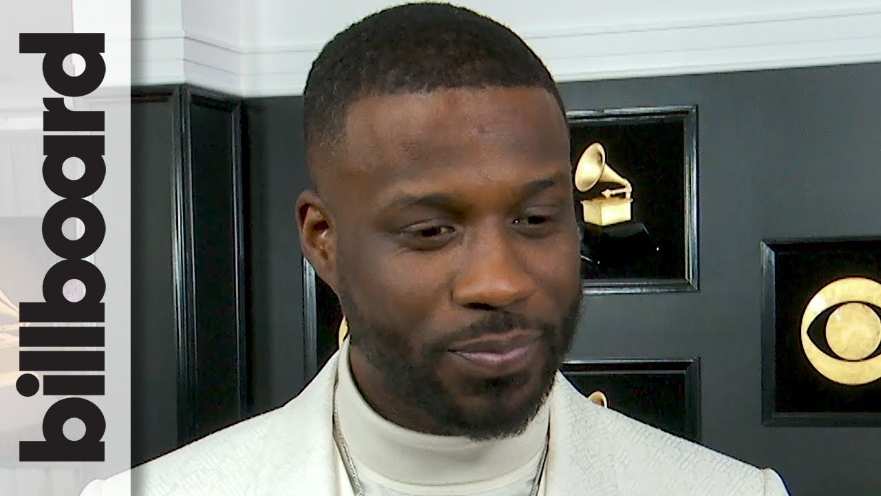 Jay Rock Talks 'Black Panther' Nominated Soundtrack Song 'King's Dead' | Grammys