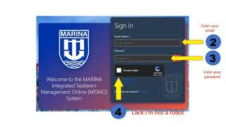 How to EDIT or UPDATE your Marina MISMO Account | Personal Information