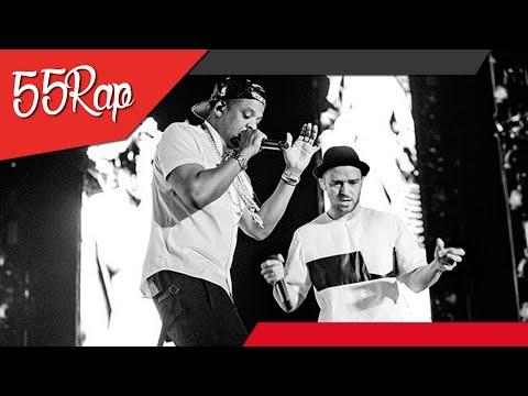 Justin Timberlake & Jay Z - Holy Grail (Ao Vivo) [Lyrics/Legendado]