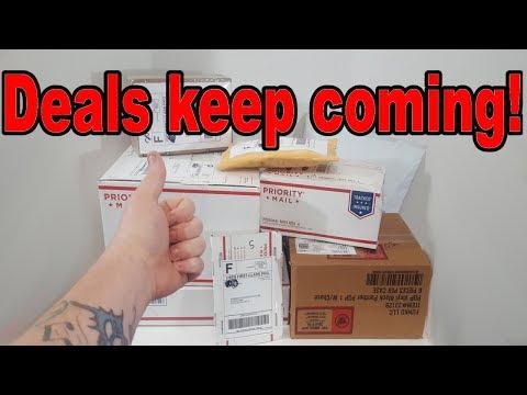 Ebay/Mercari Game Deals Unboxing - Ep. 25 - Deals Keep Coming!