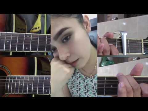 Probablemente-Vielka Najera vega - Cover (Con Guitarra)
