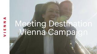 Vienna: A pleasure doing business I Meeting Destination Vienna Campaign I Case Video 2021