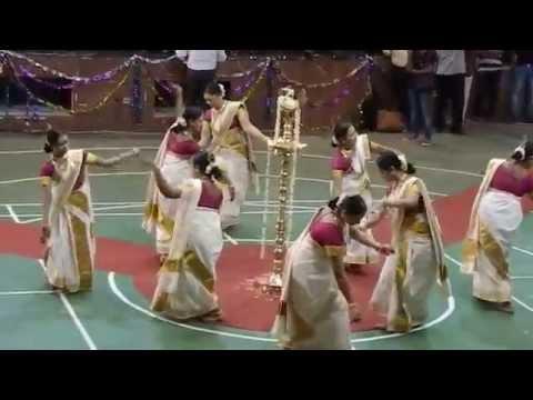 Thiruvathira Competition THRISSUR THATWAMASI TEAM