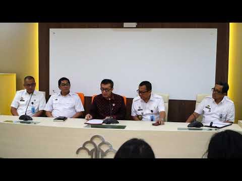 Konferensi Pers  Menkumham RI Terkait Polemik