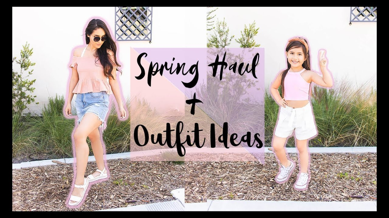 Spring Clothing Try On Haul + Outfit Ideas (AFFORDABLE) 6