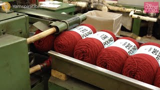 How Yarn is Prepared & Packaged