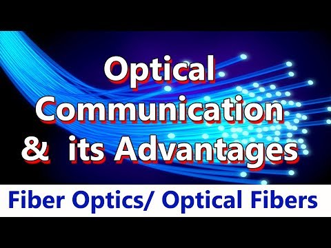 Fiber Optics #02 Need for Fiber Optic/ Optical Communication &  its Advantages