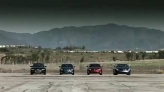 Креативная реклама Audi Vs BMW Vs Infiniti Vs Lexus