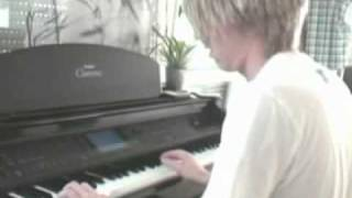 Behind the mask  Michael Jackson Piano Cover