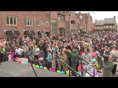 South Street Hosts 87th Annual Easter Promenade Today