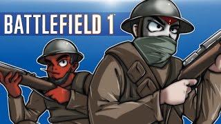 Battlefield 1 - WAR HAS CHANGED ME! - I see dead people :(