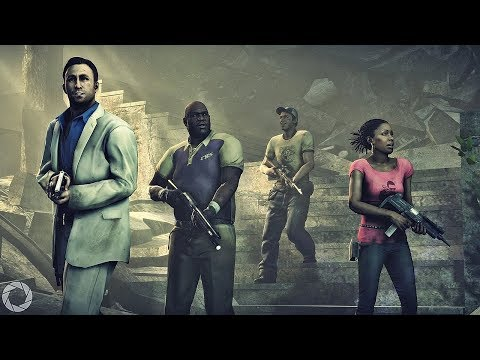 Left 4 Dead 2 Expert Flu Season Mutation Dark Carnival