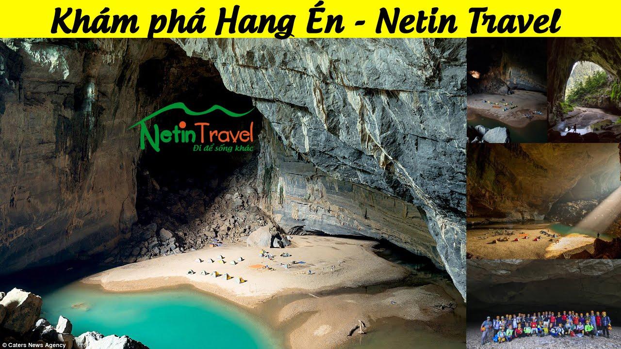 [Du lịch Quảng Bình] - Khám Phá Hang Én (Tháng 7/2014) - Netin Travel