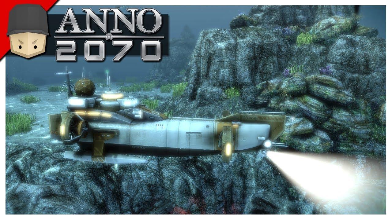 Anno 2070 deep sea adventure youtube for Anno 2070 find architect