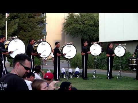 Blue Devils Drumline 2014 - Triplet Partial