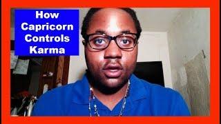 How Capricorn Controls Karma [Capricorn Man & Capricorn Woman In Relationships] [Lamarr Townsend]
