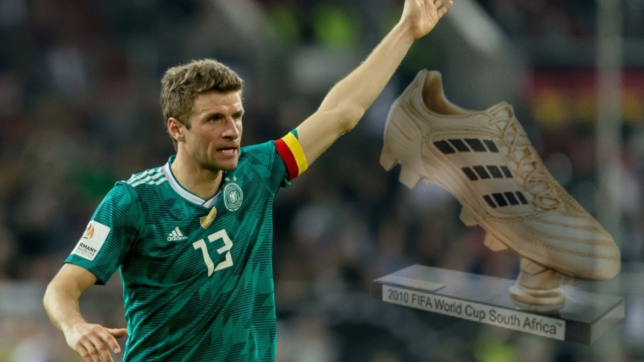 Thomas Müller | All 10 World Cup Goals