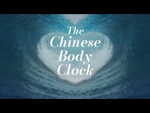 The Chinese Body Clock