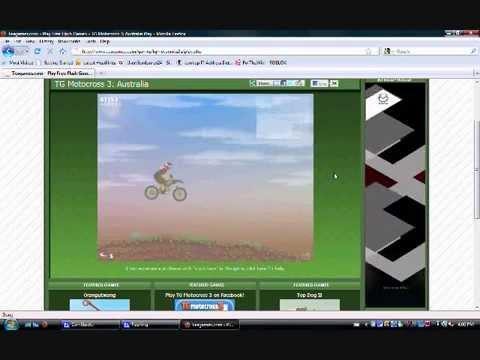 motocross 3 australia teagames