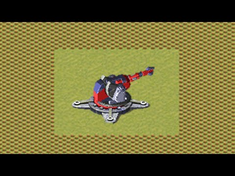 C&C Red Alert 2 Yuri's Revenge Extra Small map 🌎