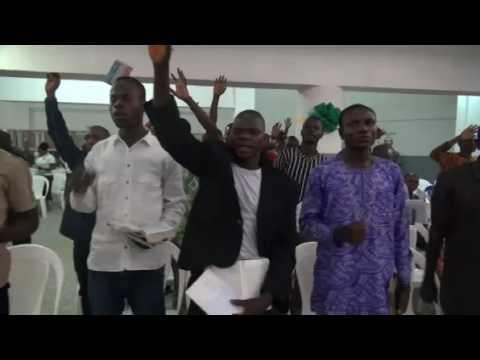 Nigeria Outreach Hervest time