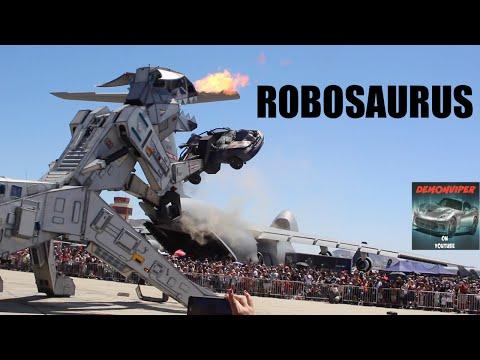 Robosaurus At Barrett Jackson Las Vegas 2010 Doovi